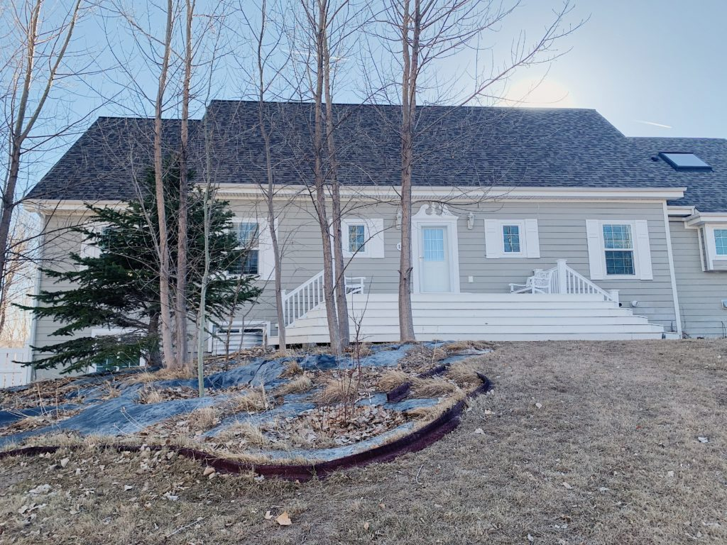 Transitional home for survivors of trafficking